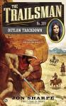 The Trailsman #389: Outlaw Trackdown - Jon Sharpe
