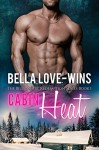 Cabin Heat: A New Adult and College Romance (The Billionaire Romance Redemption Series Book 1) - Bella Love-Wins, Book Cover by Design