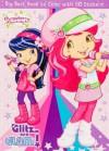 Strawberry Shortcake: Glitz & Glam Big Best Book to Color with Stickers (Dalmatian Press) - Dalmatian Press