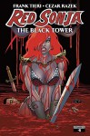 Red Sonja: Black Tower #4 - Frank Tieri, Cezar Razek