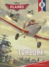 Takeoff! (Disney Planes) (Super Coloring Book) - Cynthia Hands, Walt Disney Company