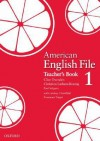 American English File 1 Teacher's Book - Clive Oxenden, Paul Seligson, Christina Latham-Koenig
