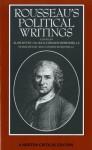 Rousseau's Political Writings: Discourse on Inequality, Discourse on Political Economy, On Social Contract (Norton Critical Editions) - Jean-Jacques Rousseau, Alan Ritter, Julia C. Bondanella