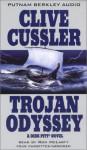 Trojan Odysey Abridged Cass (Audio) - Ron McLarty, Clive Cussler