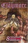 Claymore, Vol. 08: The Witch´s Maw - Norihiro Yagi