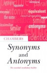 Chambers Synonyms and Antonyms - Chambers