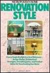 Metropolitan Home Renovation Style - Meredith Corporation, Joanna Krotz