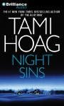 Night Sins (Plus Bonus Digital Copy of Guilty as Sin) - Tami Hoag, Joyce Bean