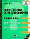 Senior Account Clerk-Stenographer - Jack Rudman