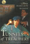 Tunnels of Treachery: A Third Moose Jaw Adventure - Mary Harelkin Bishop