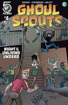 Ghoul Scouts: Night of the Unliving Undead #4 - Shawn Gabborin, Michela Da Sacco, Yann Perrelet