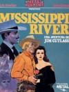 Las aventuras de Jim Cutlass: Mississipi River - Mœbius, Jean-Michel Charlier, Isabelle Beaumenay-Joannet