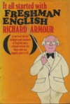 It All Started with Freshman English - Richard Armour