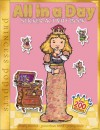 All in a Day: Sticker Activity Book - Mary Novick, Jenny Hale, Jonathan Reed