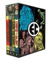 The EC Comics Slipcase Vol. 1 - Jack Davis, Al Feldstein, Harvey Kurtzman, Wallace Wood