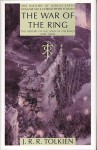 The War of the Ring - J.R.R. Tolkien, Christopher Tolkien