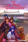 The Four Constables, Volume 1 - Tony Wong, Wen Rui-An