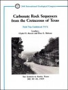 Carbonate Rock Sequences from the Cretaceous of Texas: San Antonio to Austin, Texas, July 20 - 26, 1989 - Clyde H. Moore, Don G. Bebout, American Geophysical Union
