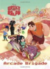 Arcade Brigade (Disney Wreck-It Ralph) (Deluxe Coloring Book) - Cynthia Hands, Walt Disney Company
