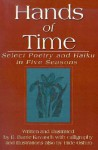 Hands of Time: Select Poetry and Haiku in Five Seasons - E. Barrie Kavasch
