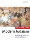 Modern Judaism: An Oxford Guide - Nicholas de Lange, Miri Freud-Kandel