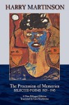 The Procession of Memories - Harry Martinson