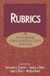 Rubrics: A Handbook for Construction and Use - Germaine L. Taggart, Marilyn Wood