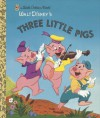 Three Little Pigs (Little Golden Book) - Al Dempster, Milt Banta, Golden Books, Walt Disney Company