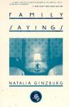 Family Sayings - Natalia Ginzburg, D.M. Low