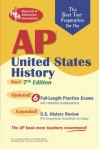 AP United States History (REA) - The Best Test Prep for the AP Exam: 7th Edition (Test Preps) - J.A. McDuffie, Steven E. Woodworth, Gregory Feldmeth