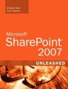 Microsoft Sharepoint 2007 Unleashed - Colin Spence, Michael Noel