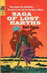 Saga of Lost Earths - Emil Petaja