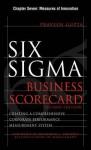 Six SIGMA Business Scorecard, Chapter 7 - Measures of Innovation - Praveen Gupta