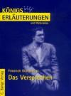 """Friedrich Dürrenmatt: """"Das Versprechen"""". (Königs Erläuterungen und Materialien) - Bernd Matzkowski"""