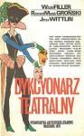 Dykcyonarz teatralny - Ryszard Marek Groński, Witold Filler, Jerzy Wittlin