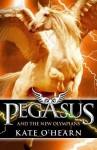 Pegasus Pack, 4 books, RRP £23.96 (Pegasus And The Flame; Pegasus And The New Olympians; Pegasus and the Origins of Olympus; Pegasus and the Fight For Olympus). - Kate O'Hearn