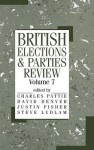 British Elections and Parties Review - David Denver, Justin Fisher, Steve Ludlam