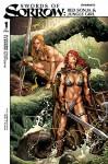 Swords Of Sorrow: Red Sonja & Jungle Girl #1 - Mirka Andolfo, Marguerite Bennett