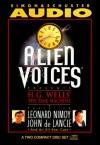 Alien Voices: The Time Machine - Nat Segaloff, Leonard Nimoy, John de Lancie