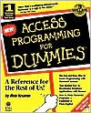 Access Programming for Dummies - Rob Krumm