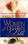 Holy Bible: Women of Destiny Bible: - Anonymous, Cindy Jacobs