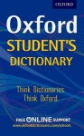 Oxford Student's Dictionary - Oxford Dictionaries
