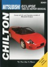 Mitsubishi Eclipse Repair Manual, 1999-2005 - Alan Ahlstrand