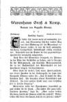 Warenhaus Gross & Komp 3 Original-Scan von 1907 - Auguste Groner