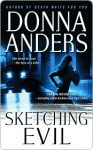 Sketching Evil - Donna Anders