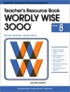 Test Booklet For Wordly Wise 3000, Book 8 Grade 8 - Kenneth Hodkinson, Sandra Adams