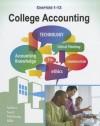 College Accounting, Chapters 1-12 - Tracie L. Nobles, Cathy J. Scott, Douglas J. McQuaig