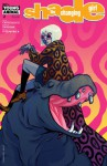 Shade, The Changing Girl (2016-) #2 - Cecil Castellucci, Asher Powell, Kelly Fitzpatrick, Becky Cloonan, Marley Zarcone, Ande Parks, Mirka Andolfo