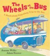 The Wheels on the Bus: A Read-along Sing-along Trip to the Zoo - Jeanne Willis, Adam Stower