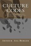 Culture Codes - Arthur Asa Berger